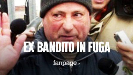 """L'ex bandito Graziano Mesina in fuga dopo la condanna a 30 anni: """"Non lo troviamo"""""""