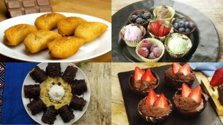 4 Snack deliziosi perfetti per le piccole pause di piacere!