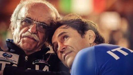 """Zanardi, parla il ct: """"Alex come un figlio, campione di speranza"""""""