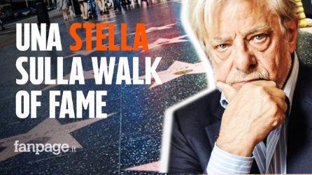 "Giancarlo Giannini avrà una stella sulla Walk of Fame: ""Dedicata a Zeffirelli e Lina Wertmüller"""