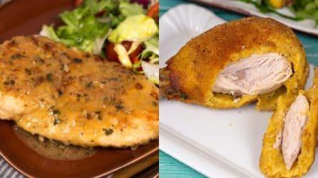 4 Ricette a base di pollo così buone che non vorrai mangiare altro!