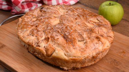 Pane alle mele e cannella: morbido, saporito e perfetto per una colazione speciale!