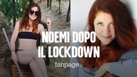 La trasformazione di Noemi, la cantante è dimagrita dopo il lockdown