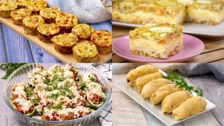 Vuoi preparare le zucchine in modo delizioso? Prova una di queste 5 ricette! Ti sorprenderanno!