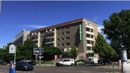 Condominio-focolaio a Berlino, 200 persone in isolamento