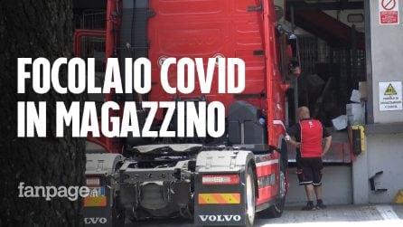 """Bologna, focolaio di Coronavirus alla ditta di logistica della Bartolini: """"Abbiamo paura"""""""