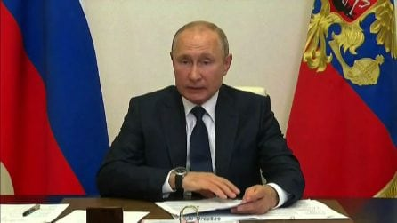 A Mosca si vota per lasciare al potere Putin sino al 2036