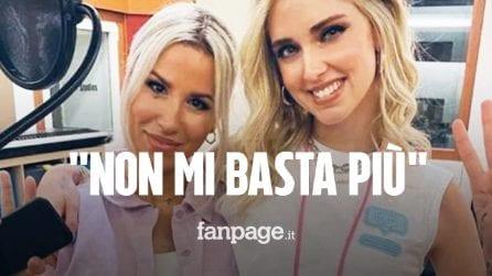 """Baby K e Chiara Ferragni in """"Non mi basta più"""": il significato è un inno alla vita dopo la pandemia"""