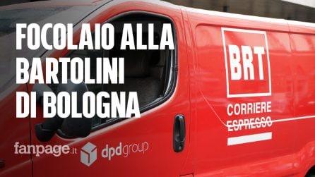 Coronavirus, focolaio alla Bartolini di Bologna: oltre 40 positivi. Chiuso magazzino