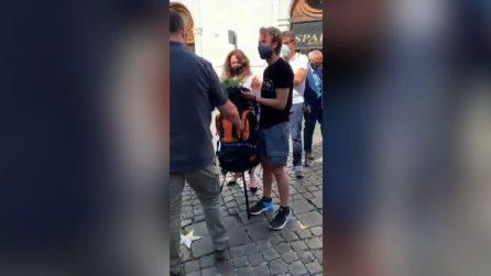 """Davanti a Montecitorio la manifestazione """"Io Coltivo"""""""