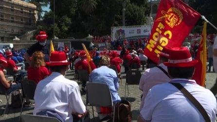 Metalmeccanici in piazza: si metta al centro l'occupazione