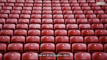 "Liverpool campione d'Inghilterra, il video sulle note di ""You'll never walk alone"" è da brividi"