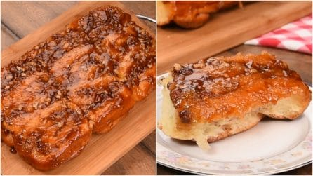 Sticky cinnamon buns: the delicious alternative to usual buns!