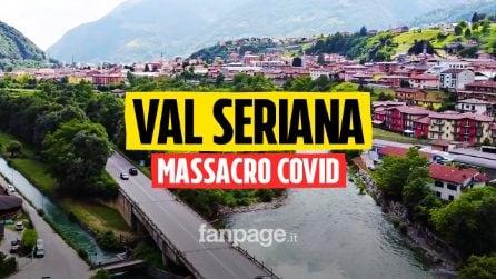 """La Val Seriana, piegata dal Covid: """"Un massacro, non ha senso chiamarlo in un altro modo"""""""