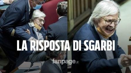 """Sgarbi denuncia Carfagna e Bartolozzi: """"Accuse false, ecco cosa ho detto alla Camera"""""""