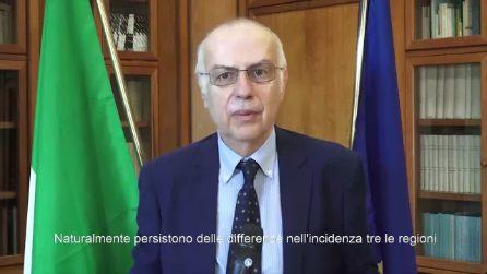 """Ministero della Salute: """"Bassa criticità, ma in alcune aree casi in aumento"""""""