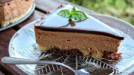 Semifreddo al cioccolato: la ricetta del dessert che vi conquisterà