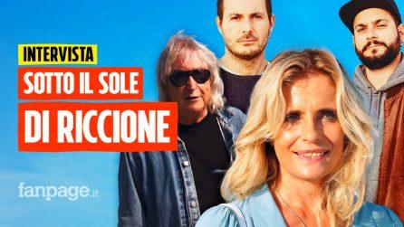 Sotto il sole di Riccione, il film: intervista a Enrico Vanzina, YouNuts! e Isabella Ferrari