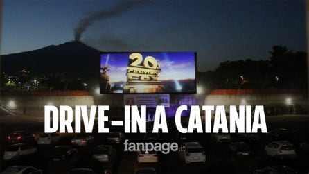 """Il cinema riparte con il drive in: """"Siamo emozionati, è la prima volta"""""""