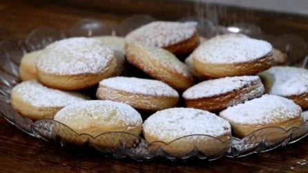 Biscotti ripieni fatti in casa: la ricetta per averli friabili e golosi