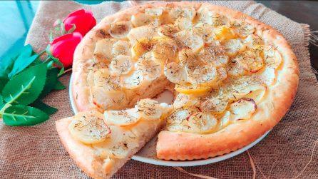 Pizza focaccia: la ricetta per averla soffice e gustosa