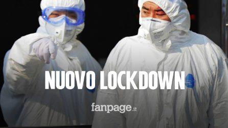 Cina, 400mila persone di nuovo in lockdown: torna l'incubo Coronavirus