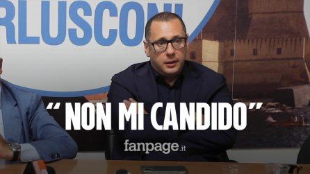 """Elezioni Regionali 2020, Armando Cesaro non si ricandida: """"Scelta mia. Darò una mano al partito"""""""