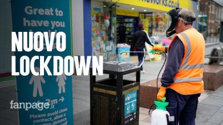 Inghilterra, lockdown a Leicester: chiusi negozi e scuole dopo aumento di casi di Coronavirus