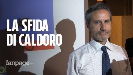 """Stefano Caldoro apre la campagna elettorale: """"Sistema De Luca pone un'enorme questione morale"""""""