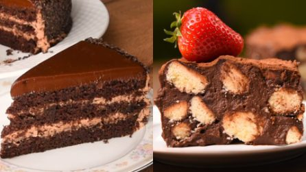 4 Torte al cioccolato perfette per ogni occasione!