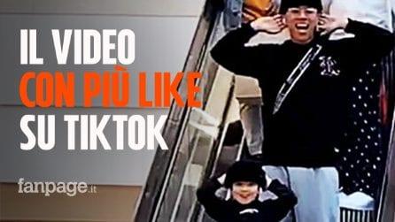 Ecco il video di TikTok con più mi piace al mondo e oltre 230 milioni di visualizzazioni