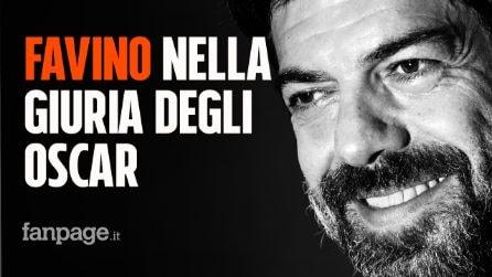 Pierfrancesco Favino farà parte dei membri dell'Academy Awards 2020 per gli Oscar