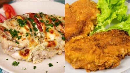3 Ricette semplici e sfiziose per una cena da leccarsi i baffi!