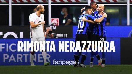 Inter-Torino 3-1: i nerazzurri al secondo posto, battuti in rimonta i granata