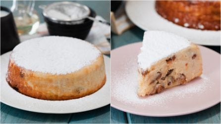 Sweet bread cake: how to reuse stale bread for a special dessert!