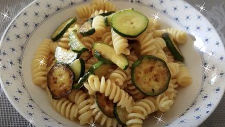 Carbonara di zucchine: la ricetta del primo piatto delizioso
