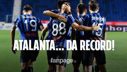 Serie A, Atalanta 93 gol in campionato: da 70 anni nessuno segnava così tanto