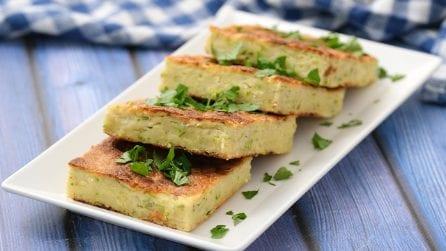 Zucchini bread squares: super tasty and quick to make!