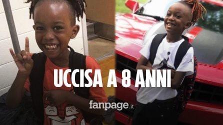 Royta, uccisa 8 anni: colpita alla testa durante una sparatoria in un centro commerciale