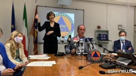 """Zaia: """"In Veneto non è ripresa onda contagi, no altre restrizioni"""""""