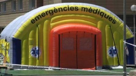 Coronavirus, in Catalogna nuovo lockdown per 200mila persone