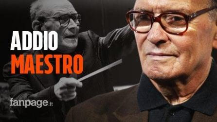 Morto Ennio Morricone, il grande musicista e compositore ci lascia a 91 anni