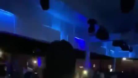 Andrea Damante, la serata in discoteca viola le norme anti-Covid