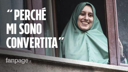 """Silvia Romano si racconta dopo il sequestro: """"Ecco perché mi sono convertita all'Islam"""""""