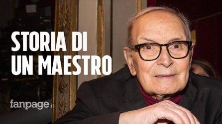 Addio Ennio Morricone, il maestro delle colonne sonore che sfiorava l'anima con la musica