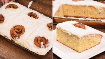Torta di mele, noci e cannella: l'alternativa gustosa alla ricetta tradizionale!