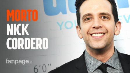 Morto Nick Cordero, l'attore 41enne da mesi combatteva contro il Coronavirus