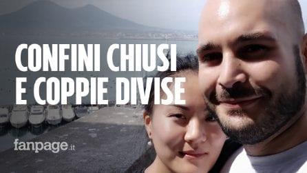 """Travel Ban, storie di coppie separate dal Covid e disperate: """"Il nostro amore allo stremo"""""""
