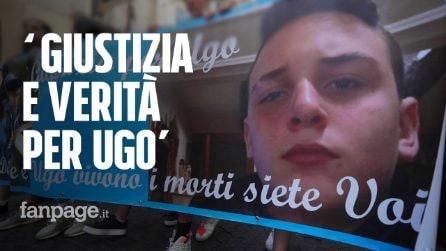 """Ugo Russo, corteo per chiedere giustizia e verità. Il padre: """"Chi c'era o ha visto parli"""""""