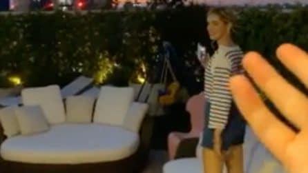 """""""Mi hai rovinato la storia"""", Fedez rimprovera la moglie mentre fa un video"""